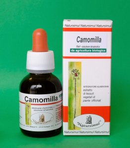 Camomilla (Matricaria chamomilla L.) S.I.
