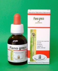Fieno greco (Trigonella foenum-graecum L.) S.I.
