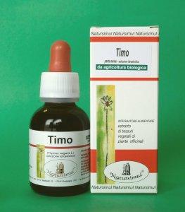 Timo volgare (Thymus vulgaris L.) S.I.