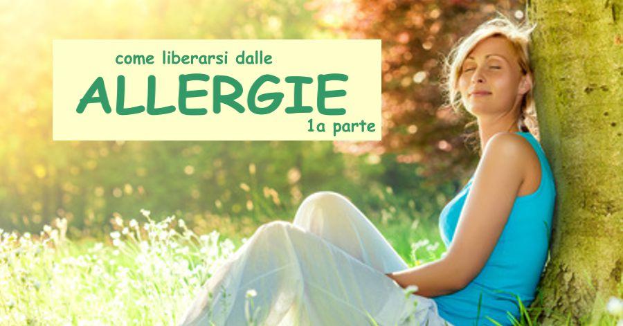 Le allergie - 1a parte